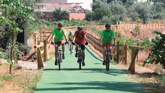 A maior ecopista da Europa no concelho de Tondela